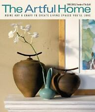 NEW - The Artful Home: Using Art & Craft to Create Living Spaces You'll Love