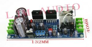 LM3886TF power amplifier board dual channel with horn parts and IC