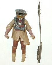 Star Wars 2005 PRINCESS LEIA BOUSHH * Good Condition * w/helmet & staff