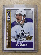 08-09 UD Collector's Choice Rookie Prime Gold Reserve Parallel DREW DOUGHTY RC