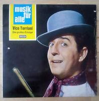 Vico Torriani Die grossen Erfolge LP Vinyl Schallplatte DECCA ND 104