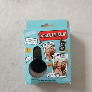 Emporium #selfieclip - 1 selfie clip, 1 lens cap and storage bag
