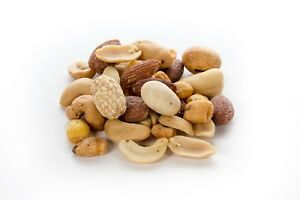 Sunburst Roasted & Salted Mixed Nuts, Premium Quality
