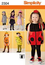 S 2304 - S 0809 Patron couture - Deguisements Halloween - Enfants