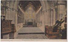 Whippingham Church Choir, Isle of Wight F.G.O. Stuart 1046 Postcard B800