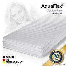 AquaFlex® Comfort Plus Premium MEMORY Kaltschaum Matratze 90x200 H2