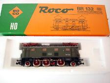 ROCO LOCOMOTIVE ELECTRIQUE BR 132 DE LA DB  REF. 14145 A - ECHELLE H0 1/87