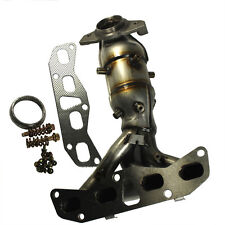 With Catalytic Converter Exhaust Manifold New For Nissan 2002-2006 Altima 2.5L