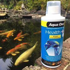 AquaOne HEALTH+ Water Conditioner 500ml with Aloe Vera for fish + FREE SHIPPING