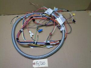 Whirlpool WOS51EC0AS03 Wall Oven Wire Wiring Harness Power - FG720