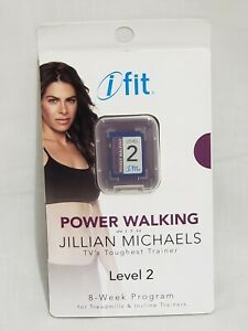 iFit Jillan Michaels Power Walk Level 2