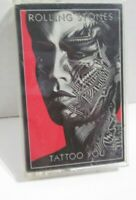 Rolling Stones Tattoo You Cassette Tape