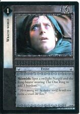 Lord Of The Rings CCG Card MoM 2.R86 Wraith World