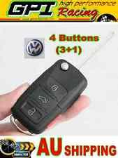 GPI Flip Key FOB Shell Remote Case fits Volkswagen VW Mk4 MK5 Typ 1J Typ 1K R32