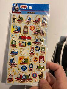 Thomas go go 4pcs label sticker unopened new collectible