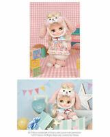 """Takara Tomy CWC Japan 8"""" Middie Blythe Doll Peachy Cuddly Coo 1/8 Fashion Doll"""