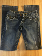 Guess Doheny Womens Size 24  Distressed Jeans Nice and Comfortable