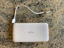 Okzu Power Bank Dual USB