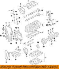 VW VOLKSWAGEN OEM 00-15 Jetta-Engine Valve Spring Retainer Keeper 036109651A
