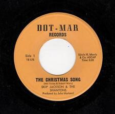 DOOWOP/SOUL-SKIP JACKSON & THE SHANTONS-DIT-MAR-THE CHRISTMAS SONG/SANTA CLAUS