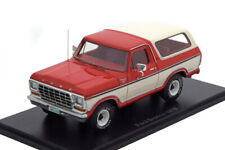 FORD BRONCO 1978 RED/WHITE 1:43 NEO46910