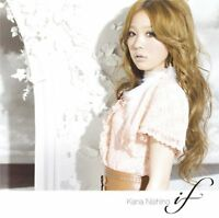 if Kana Nishino music CD Free Shipping with Tracking number New from Japan