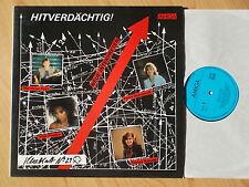 KLEEBLATT Nr.21 DDR AMIGA LP: HITVERDÄCHTIG!/TOST PAULKE KÜNZEL SCHWERDT(856311)