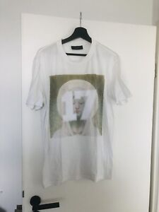 Givenchy Madonna Shirt Size XL Cuban Fit 1000% Original