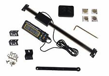 "Easy  View 12"" 300 mm Digital Readout DRO Preset w/ Articulating Remote Display"