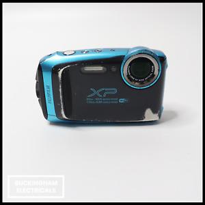 Fujifilm FinePix XP130 16.4 MP Digital Waterproof Camera - Blue