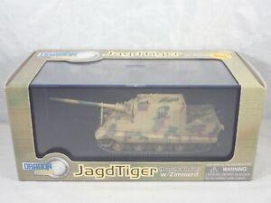 DRAGON ARMOR 60111 1:72 SPECIAL JAGDTIGER w/ ZIMMERIT SPZ.JG.ABT 653 ALSACE 1945