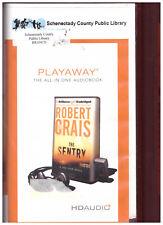 The Sentry Robert Crais Playaway Audiobook Audio Book