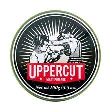 Uppercut Deluxe Matt Pomade Hair Styling Product, Slickback, Quiff 100g *NEW*