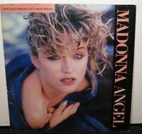 MADONNA ANGEL (VG+) 0-20335 12 INCH SINGLE VINYL RECORD
