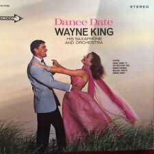 Wayne King - His Saxophon und Orchester - RAR - DECCA  - Vinyl LP F10