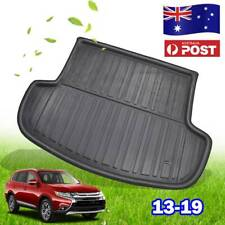 For Mitsubishi Outlander 13-19 Rear Trunk Floor Tray Mat Boot Cargo Liner Carpet
