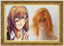 Ren Jinguji Dark Blonde COSPLAY Wig 94600 Uta no Prince-sama