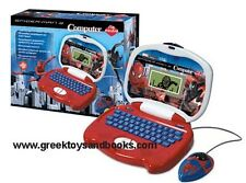 Greek Spiderman Laptop - Greek Toy