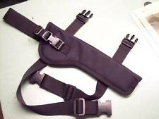 """RIGHT Drop Leg Thigh Holster SMITH & WESSON S&W model 500 10-1/2"""" Barrel ..USA"""