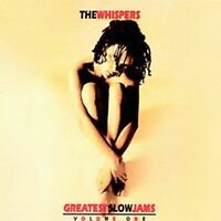 The Whispers : Greatest Slow Jams, Volume One CD