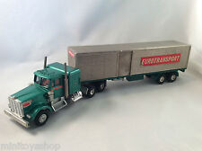Shinsei Mini Power Truck Kenworth with Trailer Eurotransport