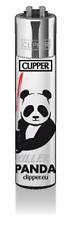 Clipper Feuerzeug Clipper Feuerzeuge Classic Large - Killer Panda -