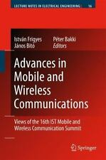 Lecture Notes in Electrical Engineering Ser.: Advances in Mobile and Wireless...