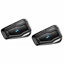 INTERFONO INTERPHONE CARDO FREECOM 4 DUO DOPPIO KIT per 2 caschi Bluetooth  2018