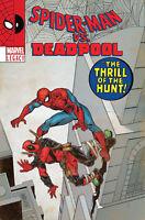 SPIDER-MAN DEADPOOL #23 CAMUNCOLI LENTICULAR HOMAGE VARIANT MARVEL LEGACY COMICS