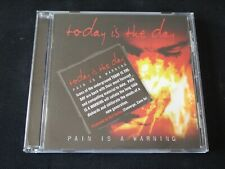 Today Is the Day - Pain Is A Warning (Heavy Metal CD 2011)