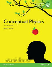 NEW 3 Days AUS Conceptual Physics 12E Paul G Hewitt Leslie A Hewitt 12th Edition