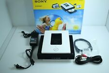 Sony VRD-MC3 Standalone DVD Recorder for Handycam w/ original box, cables