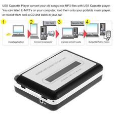 Reproductor de cassettes USB digital a MP3/PC convertidor Walkman Recorder C9T1