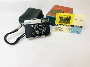 Soviet vintage camera Chaika - 2m, small, large, with proportions of 18x24 s